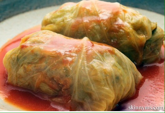 Grandma's Stuffed Cabbage