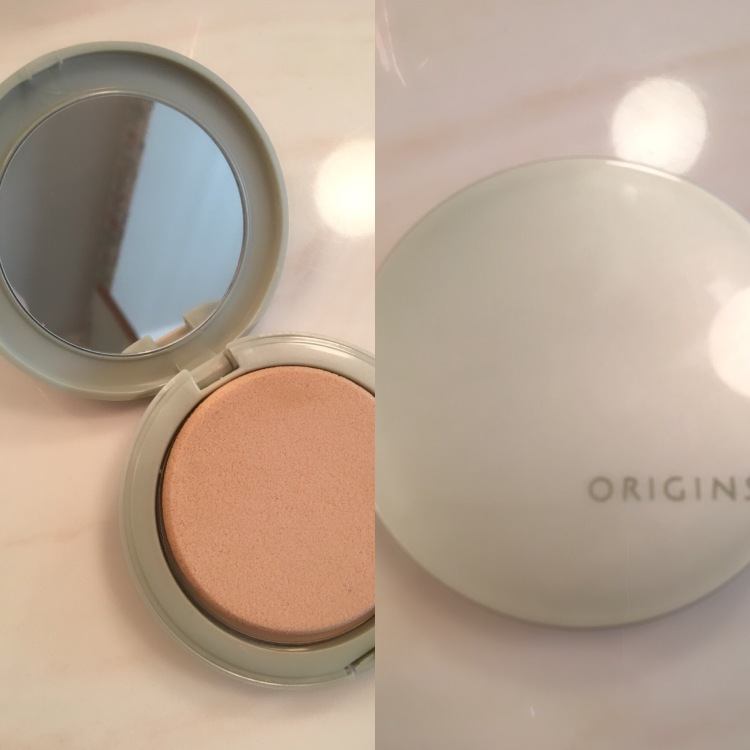 product review origins pressed powder the urban mermaid life